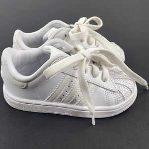 Adidas Classic Toddler Low Top Sneakers Size 7.5